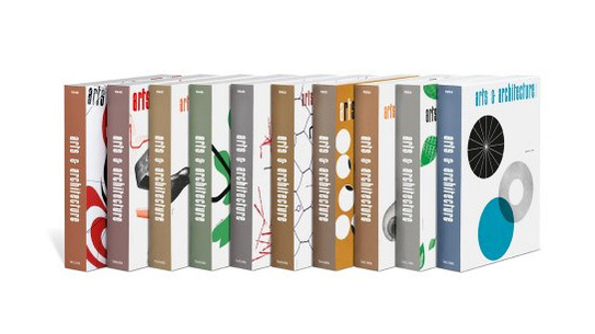 The complete Arts & Architecture 10 year box set