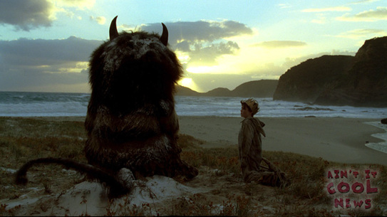 Scene from <i>Where the Wild Things Are</i>