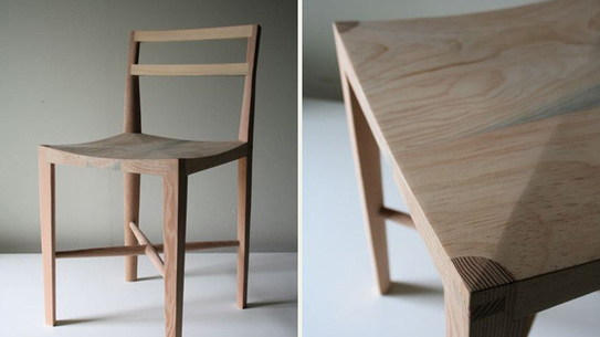 Quarter Round Side Chair