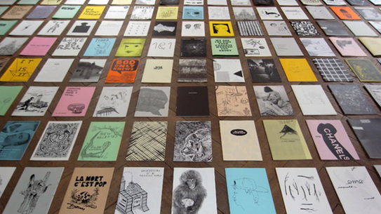 100+ Nieves Zines at Printed Matter in New York