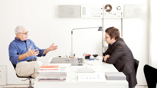 the scout blog design dieter rams interview vitra. Black Bedroom Furniture Sets. Home Design Ideas