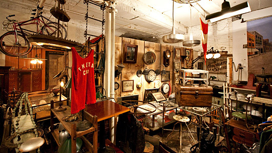 Luddite, Williamsburg New York