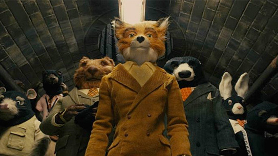 Latest Image from <i>The Fantastic Mr. Fox</i>