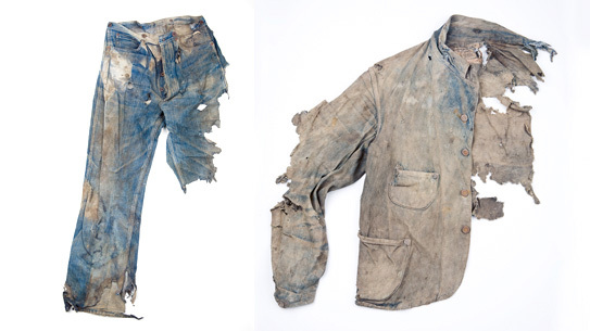 Samples from Denim Legends