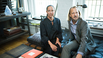 Robin Standefer and Stephen Alesch