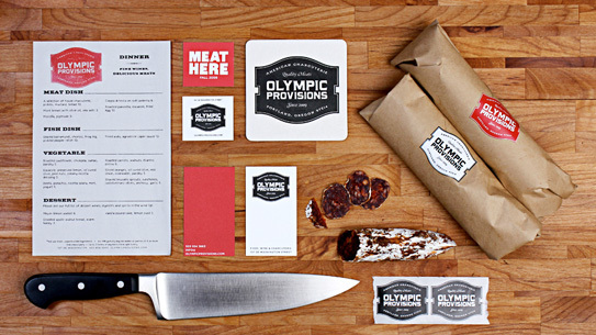 Olympic Provisions, a sister restaurant to the Ace's Clyde Common where the menu is very meat-centric.