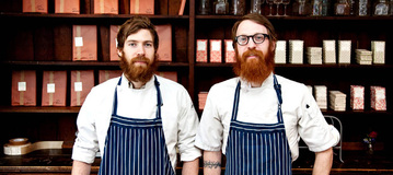 Michael Mast and Rick Mast of Mast Brothers Chocolate