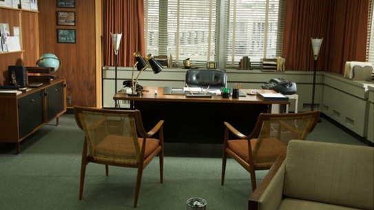 Don Draper Office Custom With Don Draper's Office Photo