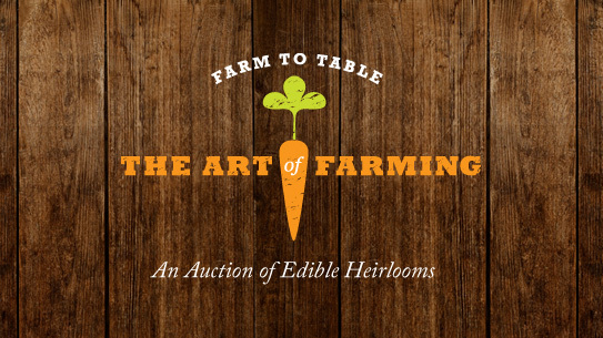 """The Art of Farming"" at Sotheby's"