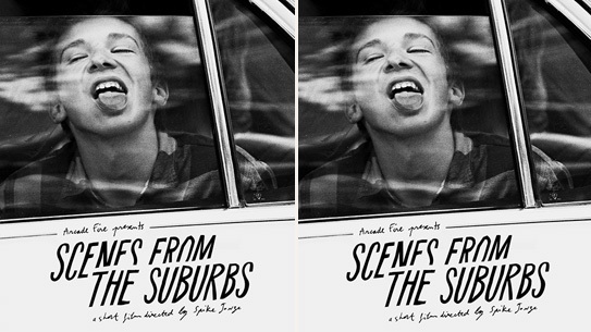 """Scenes From 'The Suburbs'"" a short film by Spike Jonze"