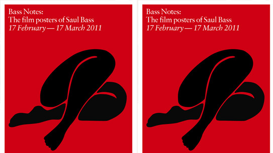 Bass Notes: The film posters of Saul Bass