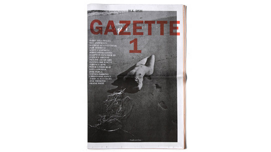 BLK DNM Gazette issue 1