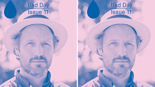 Bad Day Issue 11 with Mike Mills