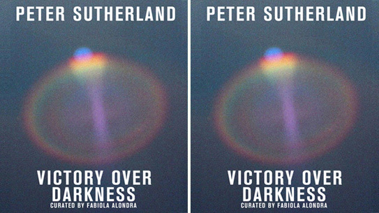 Victory Over Darkness by Peter Sutherland