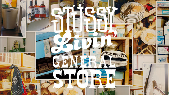 Stussy Livin' General Store