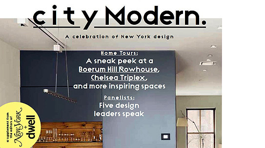 city Modern, a new home and design magazine brought to you by New York Mag and Dwell.