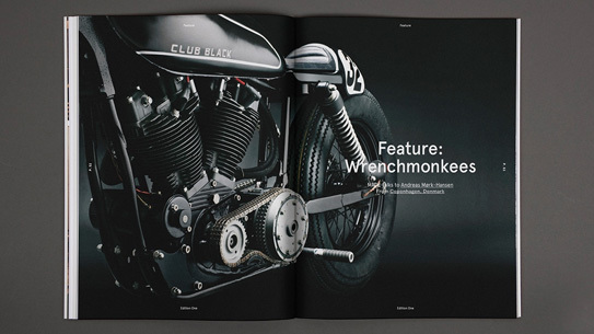 A feature on Wrenchmonkees from Denmark.