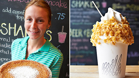 Christina Tosi of Momofuku Milk Bar.