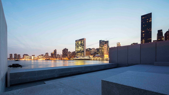 FDR Four Freedoms Park