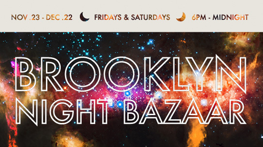 Brooklyn Night Bazaar