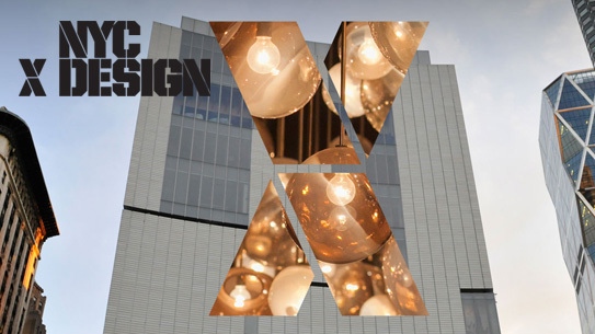 NYCxDESIGN is New York's inaugural citywide design event.