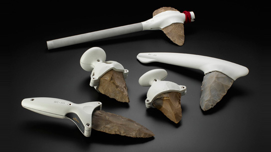 Modern Stone And Flint Tools By Ami Drach + Dov Ganchrow
