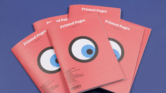 Printed Pages, formerly It's Nice That