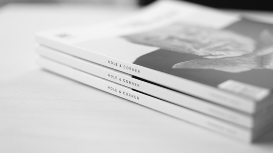 Issue one of Hole & Corner