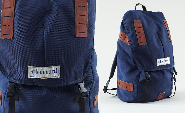 One of the biggest names in outdoors and climbing gear, Yvon Chouinard's label before launching Patagonia.