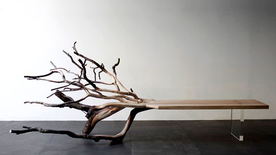 Superbe ... 2013 Under Industrial U0026 Furniture Design. FallenTree By Benjamin  Graindorge