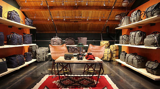 Inside Filson's new Seattle headquarters