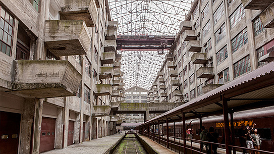 Brooklyn Army Terminal will be open to the public during Open House New York this weekend.
