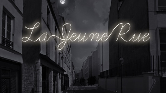La Jeune Rue - world renown designers are set to transform this neighborhood into a destination of restaurants and shops.
