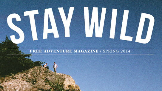 Stay Wild issue 1
